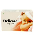 DELICARE BABY SOAP 75GM