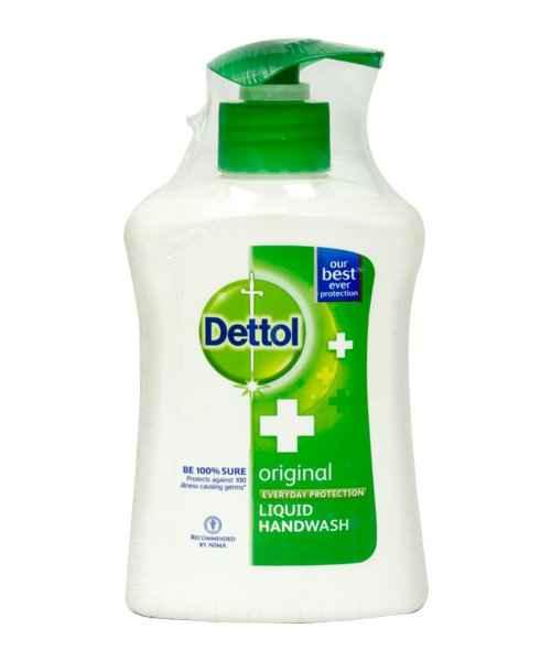 DETTOL LIQUID HAND WASH (ORIGINAL) 215ML