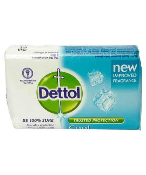 DETTOL COOL BAR SOAP 75 GM