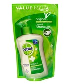 DETTOL ORIGINAL HANDWASH REFILL PACK 185ML
