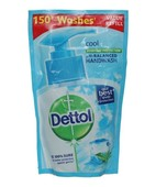 DETTOL COOL HANDWASH 185ML