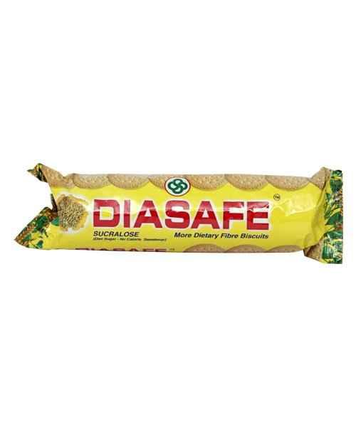 DIASAFE BISCUIT 100 GM