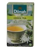 DILMAH GREEN TEA WITH JASMINE 25BAGS