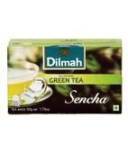 DILMAH SENCHA GREEN 25 TEA BAGS