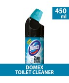 DOMEX ZERO STAIN TOILET CLEANER BLUE 450ML