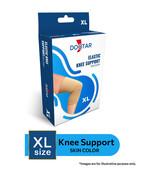 DOQTAR ELASTIC KNEE SUPPORT SIZE-XL