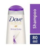 DOVE DAILY SHINE 80ML SHAMPOO