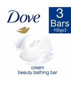 DOVE SOAP SET OF 3 100 GM