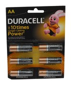 DURACELL ALKALINE AA (Single Cell)