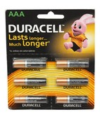 DURACELL ALKALINE AAA (Single Cell)