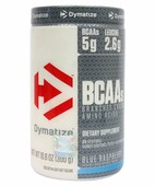 DYMATIZE BCAA POWDER 300 G BLUE RASPBERRY