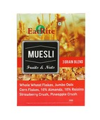 EATRITE MUESLI FRUITS & NUTS 250GM