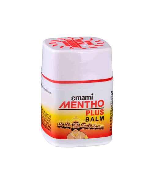 EMAMI MENTHO PLUS 9 GM