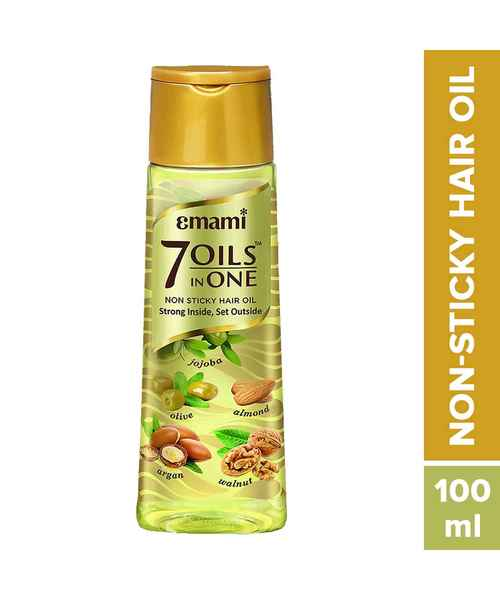 EMAMI 7 OILS IN ONE - DAMAGE CONTROL HAIR OIL 100ML