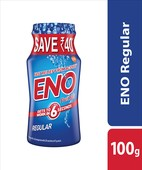 ENO POWDER BOTTLE