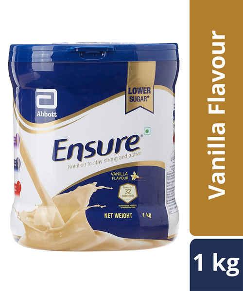 Ensure Vanilla Powder 1kg Ensure Buy Ensure Vanilla