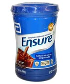 ENSURE CHOCOLATE GOLD 400GM