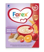 FAREX MULTICEREAL MIXED FRUIT POWDER 300GM