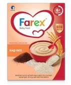 FAREX RAGI RICE REFILL POWDER 300GM