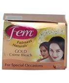 FEM GOLD CREME BLEACH 24GM