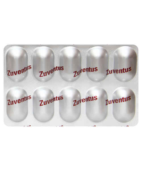 Feronia Xt Tablet Zuventus Healthcare Ltd Buy