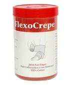 FLEXOCREPE COTTON CREPE BANDAGE 8CMX4M
