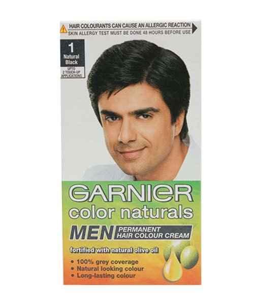 GARNIER COLOR NATURALS - 1. NATURAL BLACK MEN