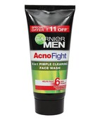 GARNIER MEN ACNO FIGHT 6 IN 1 PIMPLE FACE WASH 50GM