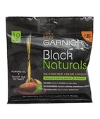 GARNIER COLOUR BLACK NATURALS SHADE 1 DEEP BLACK 20ML