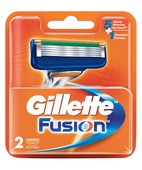 GILLETTE FUSION 2S CARTRIDGES