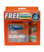 GILLETTE FUSION CARTRIDGES 8S