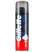 GILLETTE REGULAR SHAVING FOAM 196GM