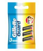GILLETTE GUARD 3 CARTRIDGES