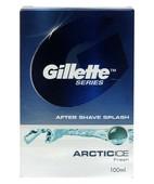 GILLETTE SERIES AFTER SHAVE SPLASH ARCTICICE FRESH 100ML