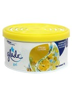 GLADE GEL AIR FRESHENER LEMON 70GM