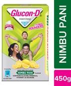GLUCON D NIMBU PANI POWDER 500GM