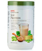 GNC SOY PROTEIN POWDER UNFLAVORED 11.09 OZ 315GM