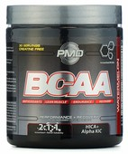 GNC (NDS) PMD BCAA POWDER WATERMELON 261GM