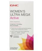 GNC WOMENS ULTRA MEGA ACTIVE 90S TABLET