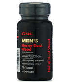 GNC MENS HORNY GOAT WEED 60S TABLET