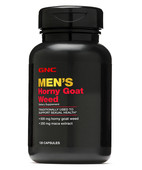GNC MENS HORNY GOAT WEED 120S TABLET