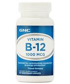 GNC VITAMIN B12 1000MCG TR 90S CAPSULE