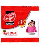 GOOD KNIGHT ADVANCED FAST CARD 10S