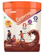 GROVIVA CHOCOLATE JAR 200GM POWDER