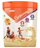 GROVIVA VANILLA JAR 200GM POWDER