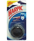 HARPIC FLUSHMATIC AQUAMARINE 50GM