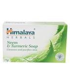 HIMALAYA NEEM & TERMERIC SOAP 75 GM