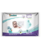 HIMALAYA GENTLE BABY WIPES 75