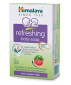 HIMALAYA REFRESHING BABY SOAP 125GM