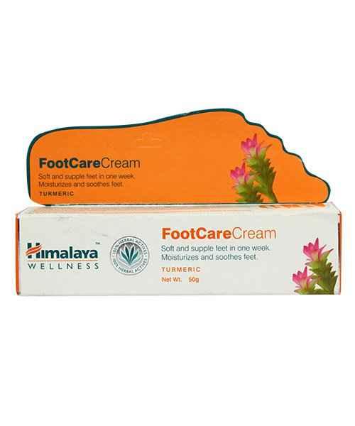 HIMALAYA FOOT CARE   CREAM 50GM